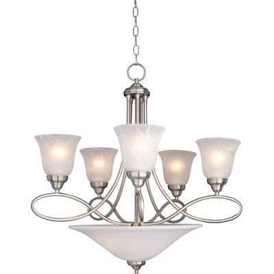 Maxim Lighting Nova 7 Light Chandelier