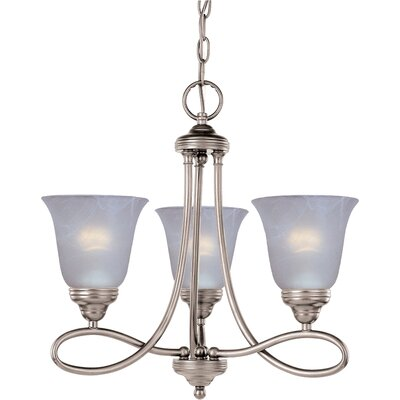 Nova 3 Light Mini Chandelier