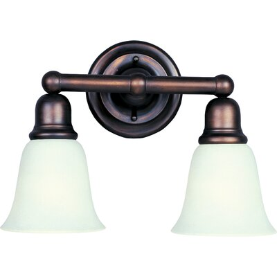Maxim Lighting Bel Air 2 Light Wall Sconce