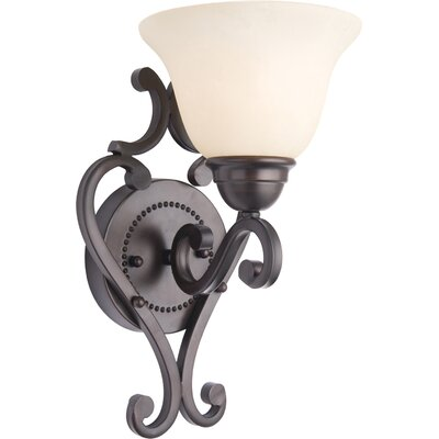 Maxim Lighting Manor 1 Light Wall Sconce