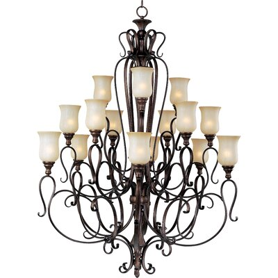 Maxim Lighting Sausalito 15 Light Chandelier