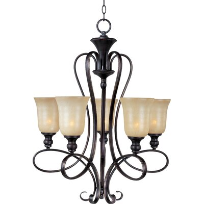 Maxim Lighting Infinity 5 Light Chandelier