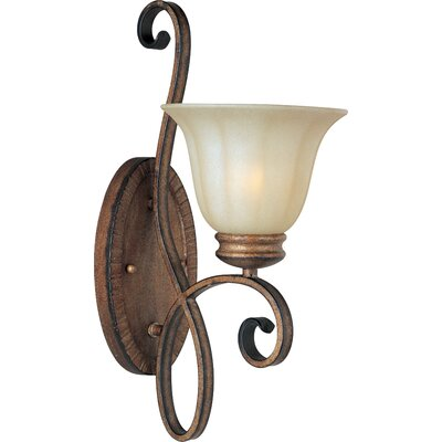 Maxim Lighting Fremont 1 Light Wall Sconce