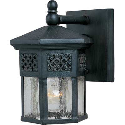 Maxim Lighting Scottsdale Small Outdoor Wall Lantern