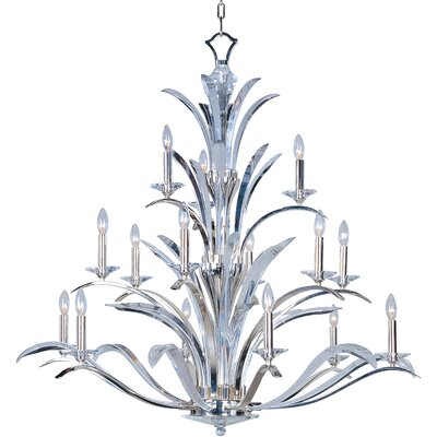 Maxim Lighting Paradise 15 Light Chandelier