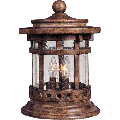 Maxim Lighting Santa Barbara Vx 3 Light Outdoor Deck Lantern