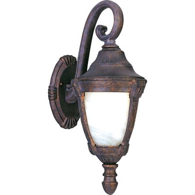 Maxim Lighting Wakefield DC  Small Outdoor Wall Lantern with Arm