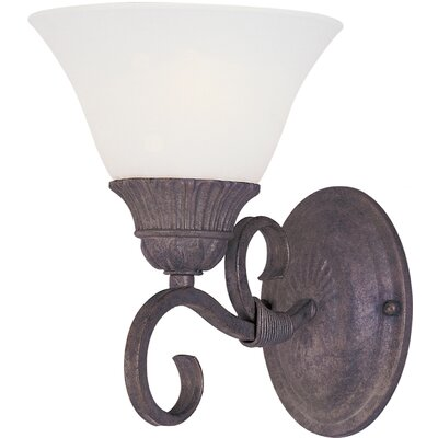 Maxim Lighting Canyon Rim 1 Light Wall Sconce