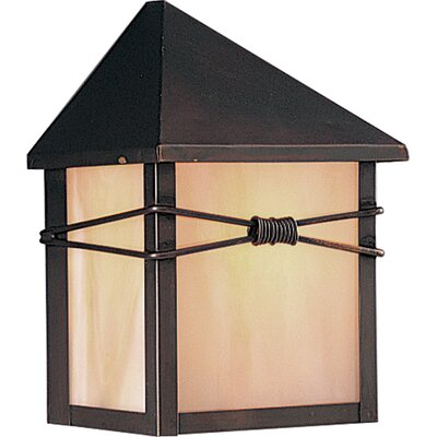 Maxim Lighting Taliesin 1 Light Outdoor Wall Mount