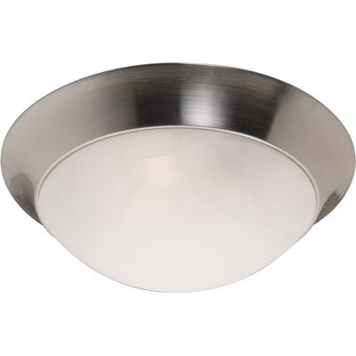 Maxim Lighting Flair Ee 1 Light Flush Mount