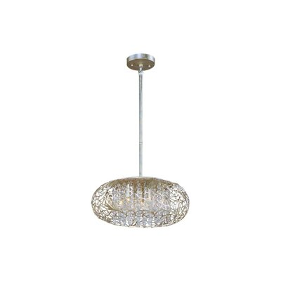 Arabesque 7 Light Pendant
