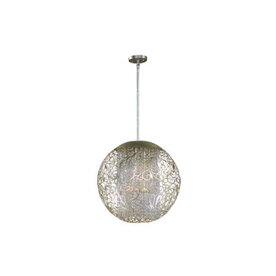 Maxim Lighting Arabesque 9 Light Drum Pendant
