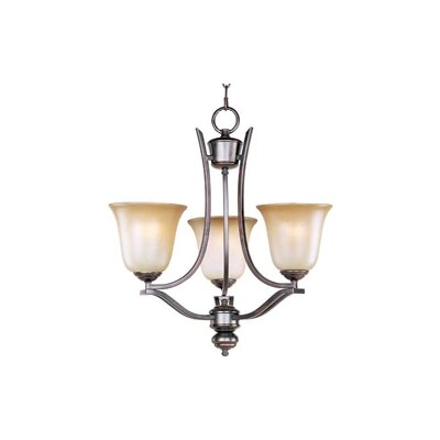 Maxim Lighting Madera 3 Light Chandelier