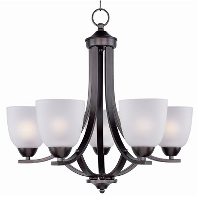 Maxim Lighting Axis 5 Light Chandelier