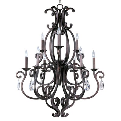 Maxim Lighting Richmond 9 Light Chandelier