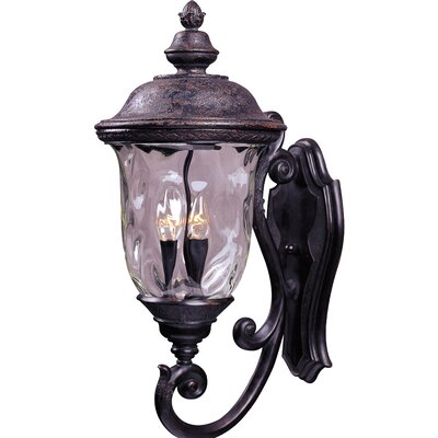 Maxim Lighting Carriage House DC Outdoor Wall Lantern