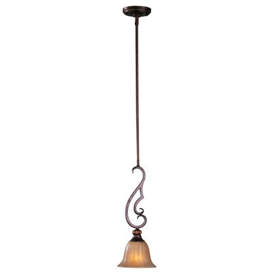 Maxim Lighting Dresden 1 Light Mini Pendant