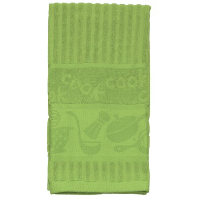 Kay Dee Designs Jacquard Terry Towel