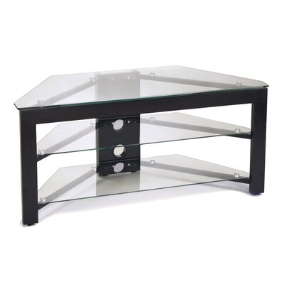 "Convenience Concepts 43"" Glass TV Stand"