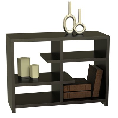 """Convenience Concepts Northfield Floating 28"""" Bookcase"""