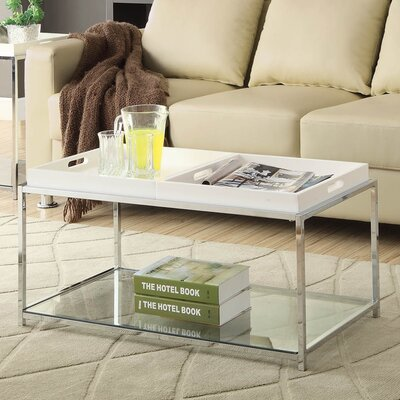 Convenience Concepts Palm Beach Coffee Table