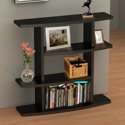Convenience Concepts Northfield Wave Bookshelf