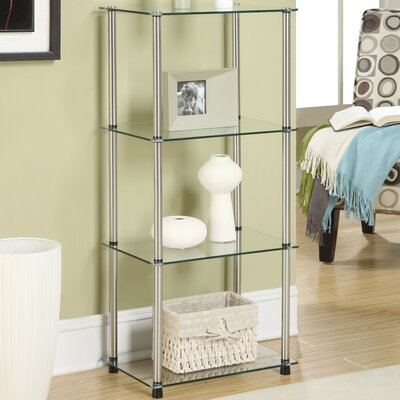 "Convenience Concepts 17"" x 38"" Classic Four Tier Tower"
