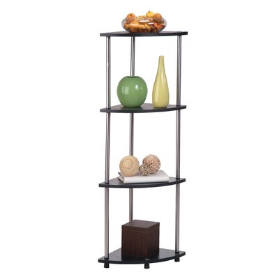 4-Tier Corner Shelf