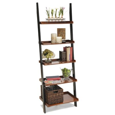 Convenience Concepts French Country Ladder Bookshelf