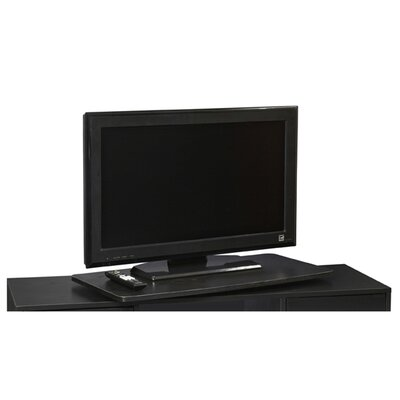 Convenience Concepts Designs 2 Go XL Single Tier TV Swivel Board