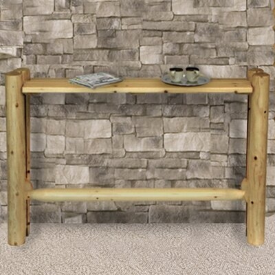 Convenience Concepts Santa Fe Console Table