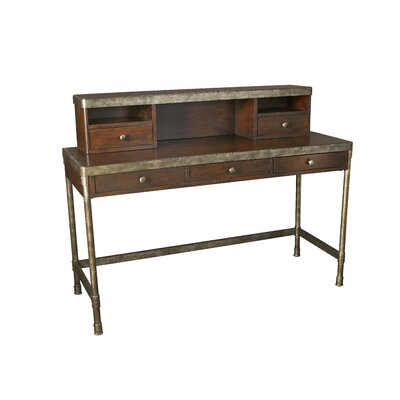 Structure Computer Desk with Hutch