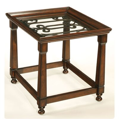 Hammary Drayton End Table