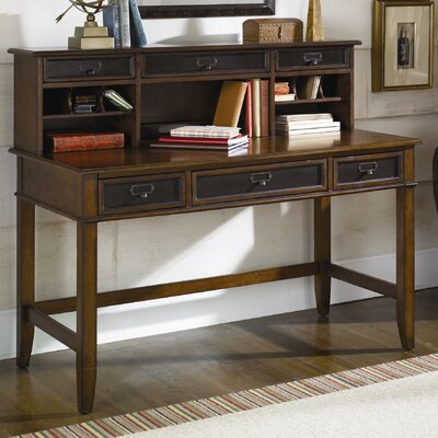 Hammary Mercantile 14&quot; H x 54&quot; W Desk Hutch