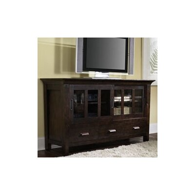 "Hammary Urban Flair 62"" TV Stand"