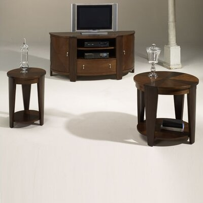 Hammary Oasis Accent Table Set