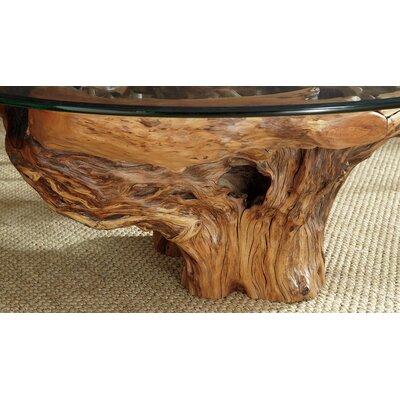 Hammary Hidden Treasures Root Ball Coffee Table