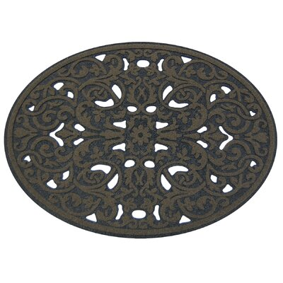 Medallion Doormat