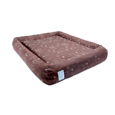 For The Dogs Rectangular Donut Dog Bed