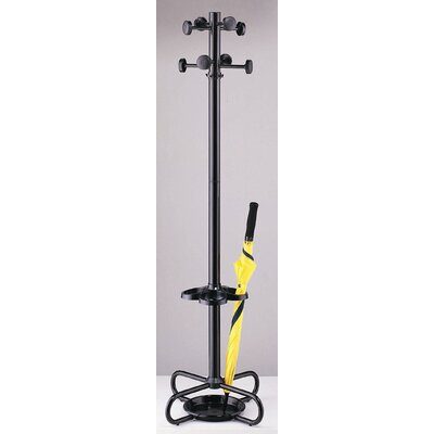 LCT Coat Rack with Umbrella Stand