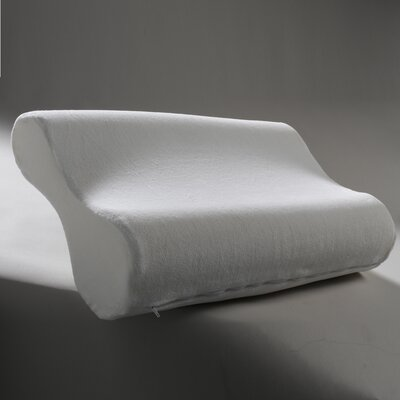 Simmons Beautyrest Anti Snore Contour Memory Foam Standard Pillow