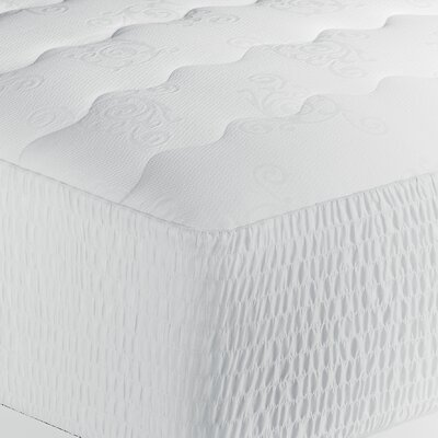 Simmons Polyester Mattress Makeover Topper Pad
