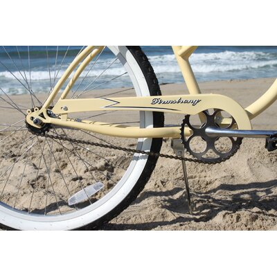 Beachbikes Women's Urban Lady Beach Cruiser Bike