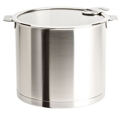 Cristel Strate Stock Pot with Lid and Optional Handle