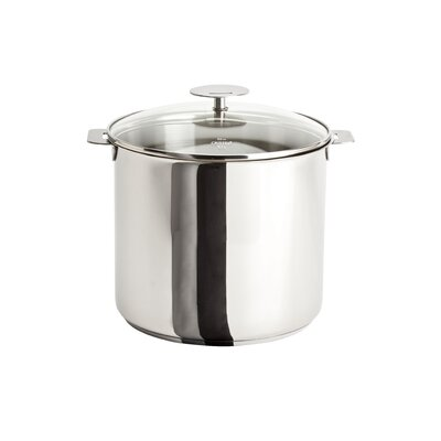 Casteline Removable Handle Stockpot with Lid