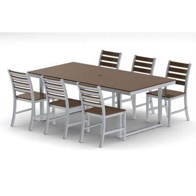 Elan Furniture Kinzie 7 Piece Dining Set