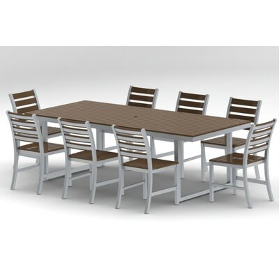 Kinzie 9 Piece Dining Set