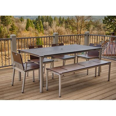 Bridge II 6 Piece Dining Set