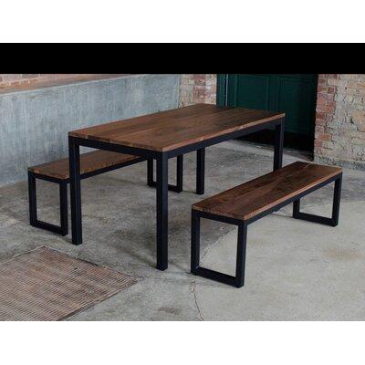 """Elan Furniture Loft 60""""x30"""" Four Person Dining Set"""