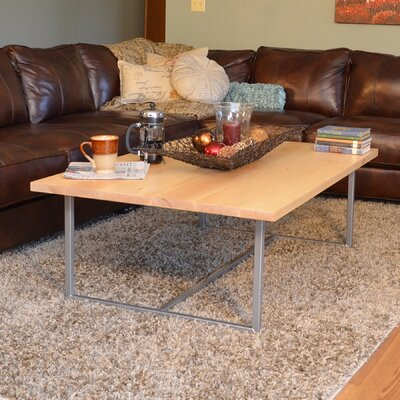 "Elan Furniture Port Coffee Table 54""x36"